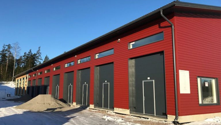 Talliosake Espoo 31.1 m2