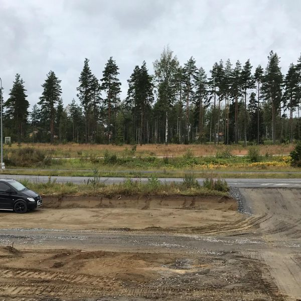 Kangasala Kalliolinna: Kohde edistyy